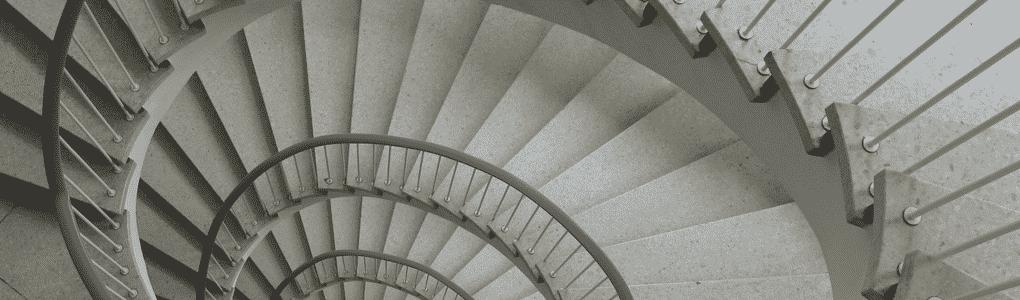 trappstädning